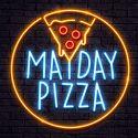 Mayday pizza