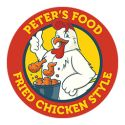 Peter's fried chicken
