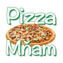 Pizza Mňam v noci
