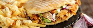 Langoš - Kebab Nedožery - U Lacku
