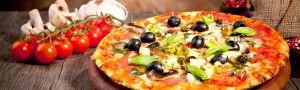 Zdravá pizza