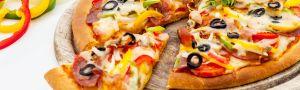 Pizza Bowling
