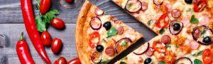 Prison pizza