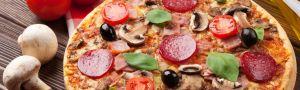 Black Rose Pizza - Restaurant