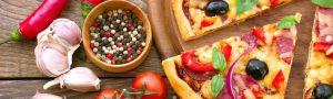 Pizza Calabria Svinia