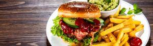 Burger & Pizza Valentíny