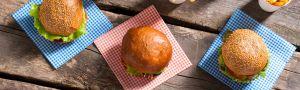 Krusty Krab Burgers