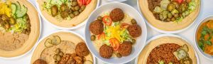 Hummus and Couscous bar Bory Mall