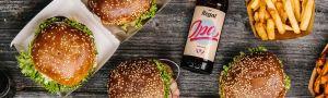 Sokolovňa pub - Regal Burger