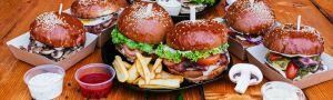 ORIGINÁL burger Mestský park