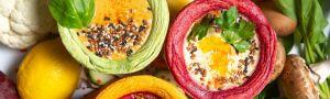 Soupculture polievky v jedlom kornútku