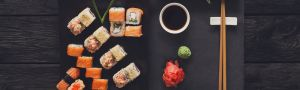 Bamboo sushi&wok