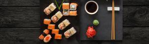 Bamboo sushi&grill