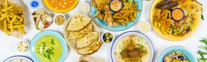 Pitas greek food